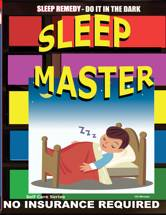 sleep master self help DVD order